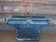 Раритетная печатная машинка