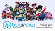 Фирменные детские игрушки из США на сайте buyinby.com. Могилёв
