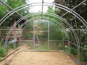 Теплицы из сотового поликарбоната способны оказать огороднику неоценим