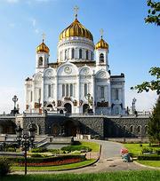 Экскурсионный тур «Храмы Москвы»