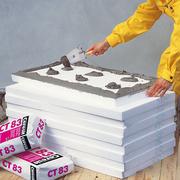 Теплоизоляция стен с помощью утеплителя