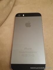 IPhone 5s 16Gb оригинал цвет Серый