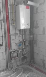 сантехника электрогазосварка любой сложности теплый пол