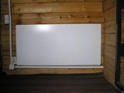 Отопительная панель СТЕП для торгового павильона