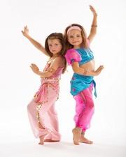 Приглашаем детей на уроки Восточного танца