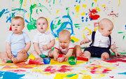 Набор в группу развивающих занятий для детей от 1 года до 4 лет