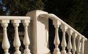 Купить бетонные балясины и перила в Могилеве