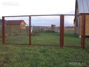 Cадовые ворота и калитки от производителя