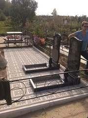 Благоустроим могилы на кладбище в Могилеве
