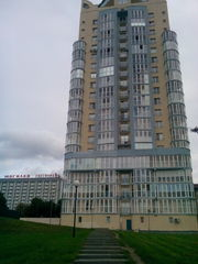 Новые Апартаменты-Студия на сутки в центре Могилёва в монолитном доме