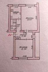 2-комнатная квартира,  д. Никитиничи,  Могилевский р-н