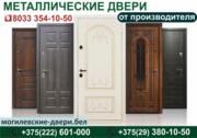 Металлические двери завода-изготовителя Максмид.