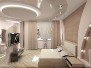 Внутренняя отделка домов,  квартир,  комнат