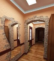 Арки. Многоуровневые потолки любой сложности,  гипсокартон,  шпатлевка,