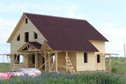 Недорого построим каркасный дом под ключ